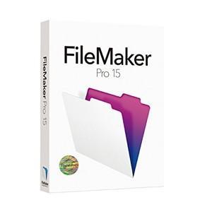 FileMaker Pro 15 日本語通常版 Win/Mac