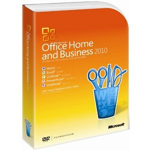 Office Home and Business 2010 日本語正規版