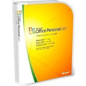 Office Personal 2007 日本語通常版|ex-soft