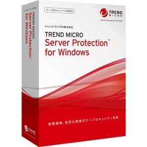 トレンドマイクロ Server Protection for Windows 1年新規|ex-soft