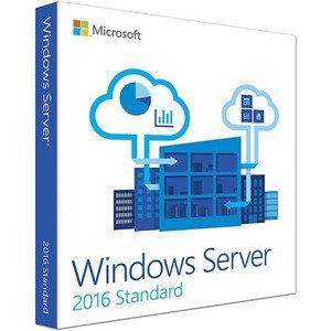 ★即納★Windows Server 2016 Standard 5CAL 64bit DVD 日本語版|ex-soft