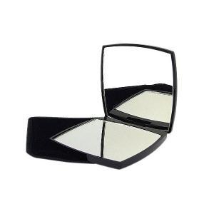 e5b5b0190486 シャネル コンパクトミラー CHANEL 紙袋付 コンパクトダブルミラー 137500 片面拡大鏡 手鏡 コンパクトミラー
