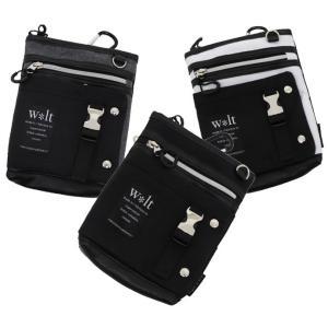 杢ナイロンと合皮を合わせたシザーバッグです。 フラップをあけると内側にポケットが付いています。 カラ...
