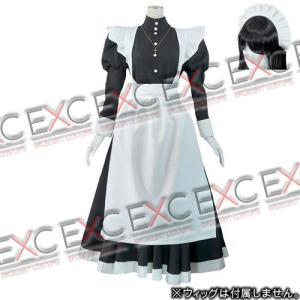 ブラックラグーン ロベルタ メイド服 風 コスプレ衣装|exc1-com