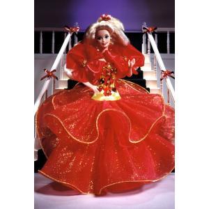 【バービー在庫処分】1993 ハッピーホリデー バービー 1993 Happy Holidays Barbie|excalibur
