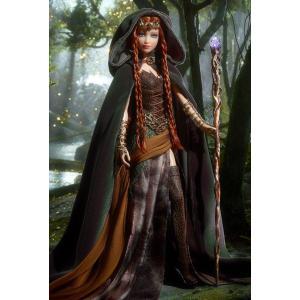 【バービー在庫処分】ファラウェイ フォレスト エルフ バービー Faraway Forest Elf Barbie|excalibur