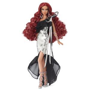 【バービー在庫処分】スティーブン・バロウズ ニーシャ バービー Stephen Burrows Nisha Barbie|excalibur