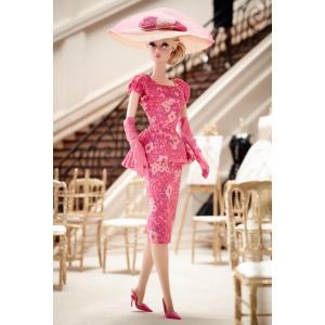 ファッショナブリー フローラル バービー Fashionably Floral Barbie Doll|excalibur