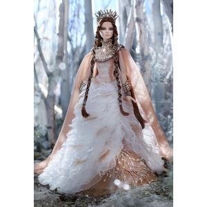 【バービー在庫処分】レディ オブ ザ ホワイト ウッズ バービー Lady of the White Woods Barbie|excalibur