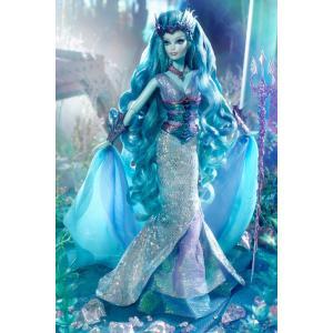 【バービー在庫処分】ファラウェイ フォレスト ウォータースプライト バービー Faraway Forest Water Sprite Barbie|excalibur
