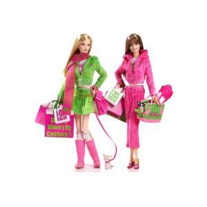 【バービー在庫処分】ジューシークチュール G8079 バービー Juicy Couture Barbies|excalibur