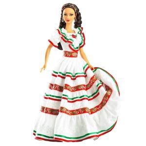 【バービー在庫処分】シンコ・デ・マヨ バービー Cinco De Mayo Barbie|excalibur