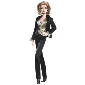 【バービー在庫処分】バービー 007 ゴールドフィンガー Goldfinger Barbie excalibur