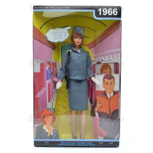 【バービー在庫処分】パンナム航空 スチュワーデス バービー Pan American Airways Stewardess Barbie|excalibur