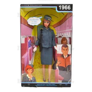 【在庫B】 パンナム航空 スチュワーデス バービー Pan American Airways Stewardess Barbie|excalibur