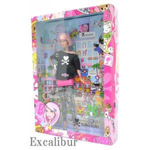 【バービー在庫処分】トキドキ バービー tokidoki Barbie|excalibur
