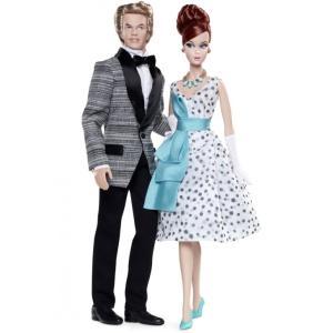 【バービー在庫処分】スプリングブレイク 1961 バービー&ケン ギフトセット Spring Break 1961 Barbie and Ken Giftset|excalibur