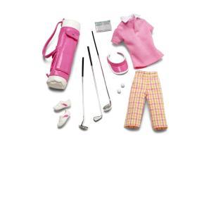 【バービー在庫処分】ピンク オン ザ グリーン バービー ファッション 着せ替えのみ Pink On The Green Barbie Fashion|excalibur