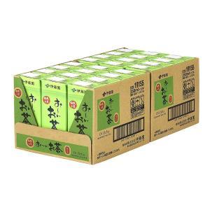 伊藤園 おーいお茶 緑茶 (紙パック) 250ml×24本|excel-fukuoka