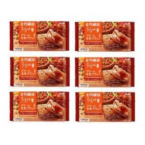 食物繊維が豊富な「小麦ブラン」と健康感の高い「玄米」を、おいしく食べやすくしたクリームサンドタイプの...