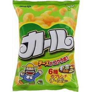 明治 カールチーズあじ 64g×10袋|excel-fukuoka