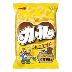 明治 カールうすあじ 64g×10袋|excel-fukuoka