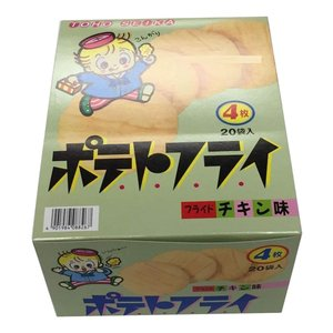 東豊製菓 ポテトフライ フライドチキン 11g×20袋|excel-fukuoka