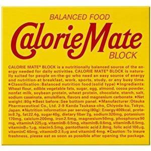 大塚製薬 カロリーメイト ブロック チョコレート 4本×10個|excel-fukuoka