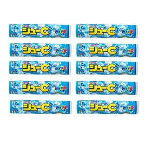 ポイント消化 カバヤ ジューC サイダー 15粒×10個 excel-fukuoka