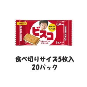 江崎グリコ ビスコ ミニパック 5枚×20個|excel-fukuoka