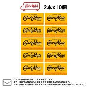 メール便・送料無料 大塚製薬 カロリーメイト ブロック チーズ味 2本×10個|excel-fukuoka