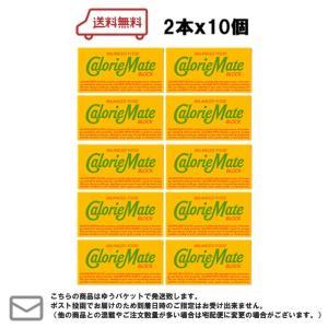メール便・送料無料 大塚製薬 カロリーメイト ブロック フルーツ味 2本×10個|excel-fukuoka