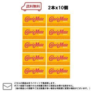メール便・送料無料 大塚製薬 カロリーメイト ブロック メープル味 2本×10個|excel-fukuoka