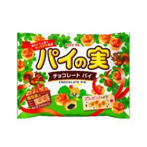 ロッテ パイの実シェアパック  ファミリーサイズ|excel-fukuoka