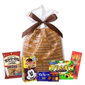 おしゃれなカフェオレリボン巾着入りスイーツギフトB|excel-fukuoka