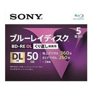SONY■ブルーレイディスク 5BNE2VLPS...の商品画像
