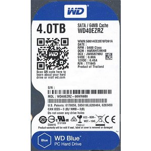 【商品名:】Western Digital製HDD WD40EZRZ 4TB SATA600 540...
