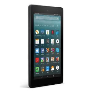 Amazon■Fire 7 タブレット Newモデル 8GB■ブラック■新品未開封【ゆうパケット不可】