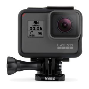 【商品名:】GoPro ウェアラブルカメラ HERO6 BLACK CHDHX-601-FW 未使用...