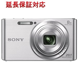 【商品名:】SONY製 デジタルスチルカメラ Cyber-shot DSC-W830 シルバー 20...