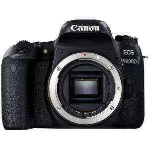 【商品名:】【中古】Canon製 一眼レフカメラ EOS 9000D ボディ 欠品あり 未使用 / ...
