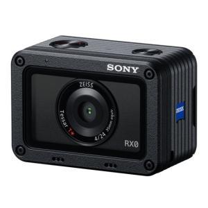 【商品名:】【中古】SONY製 デジタルカメラ Cyber-shot DSC-RX0 ブラック 15...