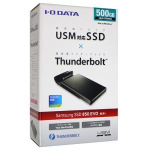 【キャッシュレスで5%還元】I-O DATA アイ・オー・データ 外付けポータブルSSD HDUS-TBSB500 excellar-plus 02