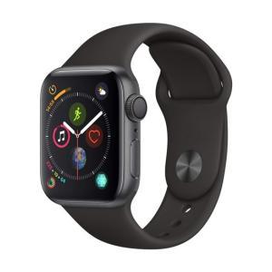 【キャッシュレスで5%還元】Apple Watch Series 4 GPSモデル 40mm MU6...