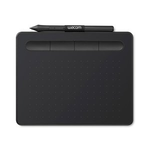 WACOM ペンタブレット Intuos Smallベーシック CTL-4100/K0 ブラック|excellar-plus
