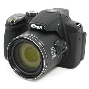 【商品名:】【中古】Nikon製 デジカメ COOLPIX P520 ブラック/1808万画素 / ...