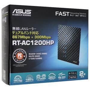 【キャッシュレスで5%還元】【中古】ASUS 無線LANルータ RT-AC1200HP 元箱あり