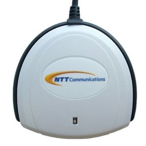 NTT Com ICリーダライタ SCR3310-NTTCom