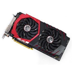 MSI GeForce GTX 1060 GAMING X 6G  Twin Frozr VI/OCモデル  グラフィックスボード VD6092