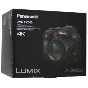 【商品名:】【中古】Panasonic LUMIX DMC-FZ300-K ブラック/1210万画素...